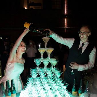 Barmenų šou,šampano piramidės,kokteilių vakarėliai,barmenai / Artūras Grigorjevas / Darbų pavyzdys ID 687625