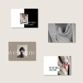 Grafikos dizainerė / Viktorija Osiushkina / Darbų pavyzdys ID 687801