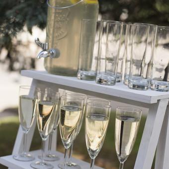 Šampano staliukas Panevėžy, Biržuose, Anykščiuose / Monika / Darbų pavyzdys ID 688949