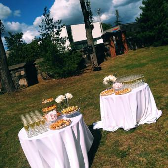 Šampano staliukas po ceremonijos / Eglė Ivanskaja / Darbų pavyzdys ID 689171