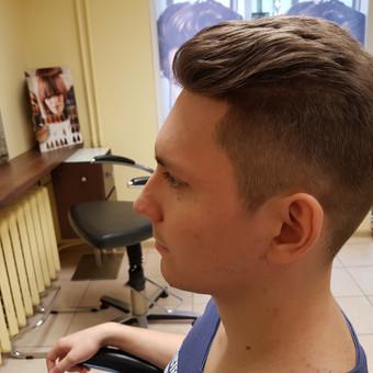 Grožio salonas/kirpykla, plaukų dažymas nuo 15e!!! / Grožio Salonas/Kirpykla / Darbų pavyzdys ID 689261