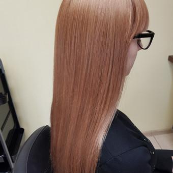 Grožio salonas/kirpykla, plaukų dažymas nuo 15e!!! / Grožio Salonas/Kirpykla / Darbų pavyzdys ID 689269