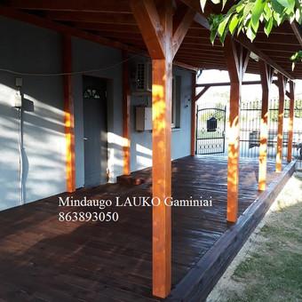 Mindaugo LAUKO Gaminiai / Mindaugas Norkaitis / Darbų pavyzdys ID 689411
