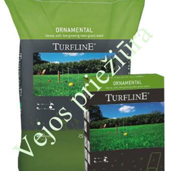 Turfline ORNAMENTAL  Kaina: 7,5kg- 36 € ; 20kg- 89 €