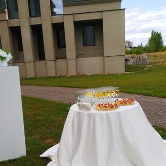 Šampano staliukas po ceremonijos / Eglė Ivanskaja / Darbų pavyzdys ID 692875