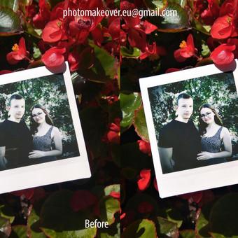 Nuotraukų koregavimas / retušavimas / fotomontažas / Dovilė / Darbų pavyzdys ID 693383