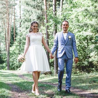 Vestuvinių ir proginių suknelių siuvimas Vilniuje / Oksana Dorofejeva / Darbų pavyzdys ID 694595