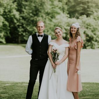 Vestuvių šventė.