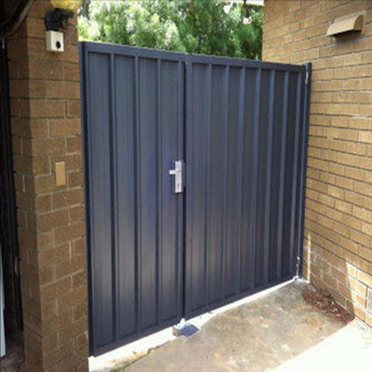 tvorų, vartų bei metalinių konstrukcijų gamyba / Audrius P / Darbų pavyzdys ID 694977
