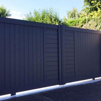 tvorų, vartų bei metalinių konstrukcijų gamyba / Audrius P / Darbų pavyzdys ID 694979