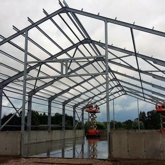 tvorų, vartų bei metalinių konstrukcijų gamyba / Audrius P / Darbų pavyzdys ID 694983