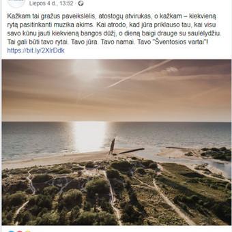 Tekstų rašytoja, komunikacijos specialistė / Agnė Kruopytė / Darbų pavyzdys ID 695343
