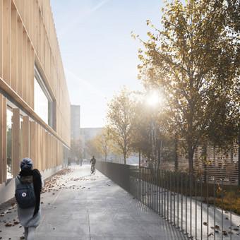 Architektų biuras Klaipėdoje / Urbanistinė architektūra / Darbų pavyzdys ID 696149