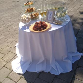 Šampano staliukas po ceremonijos / Eglė Ivanskaja / Darbų pavyzdys ID 696215