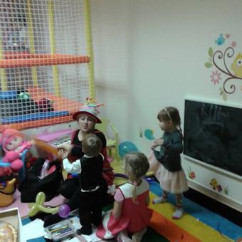 Vaikų žaidimų kambarys / Erika Kaušinytė / Darbų pavyzdys ID 89897