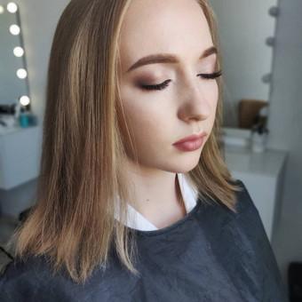 Makiažas ir šukuosena Vilniuje (Dyle make up) - Žirmūnuose / Dovilė / Darbų pavyzdys ID 700077