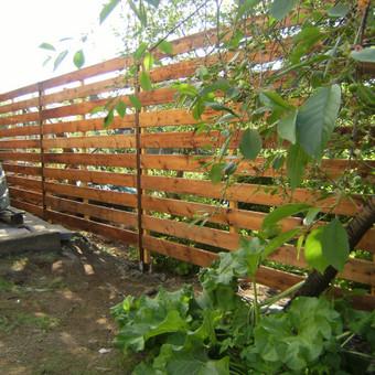 Tvoros, kiemo vartai, montavimas, kalvystės elementai. / UAB Metalo spektras / Darbų pavyzdys ID 700215