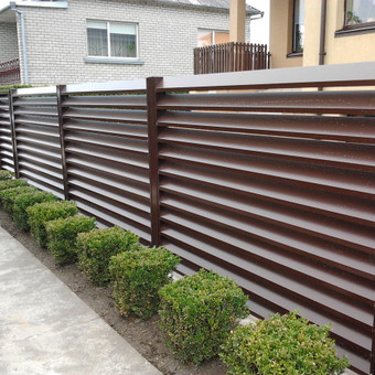 Tvoros, kiemo vartai, montavimas, kalvystės elementai. / UAB Metalo spektras / Darbų pavyzdys ID 700219