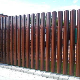 Tvoros, kiemo vartai, montavimas, kalvystės elementai. / UAB Metalo spektras / Darbų pavyzdys ID 700225