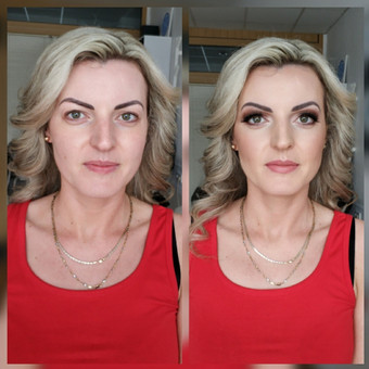 Makiažas / Ramunė Žilinskienė Pandora Make Up / Darbų pavyzdys ID 701315