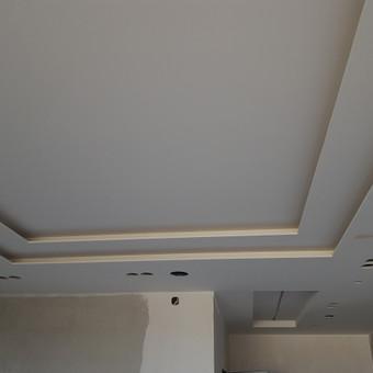 Apdailos darbai , remonto darbai / Andrius / Darbų pavyzdys ID 701623