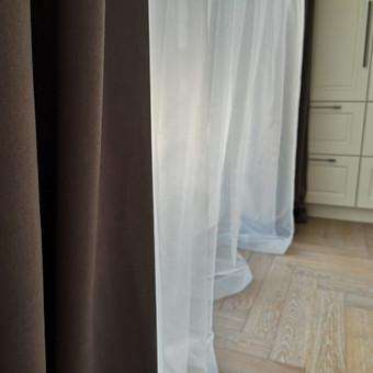 Interjero tekstilės dekoravimas ir siuvimas. / Inga Brancevičienė / Darbų pavyzdys ID 701709