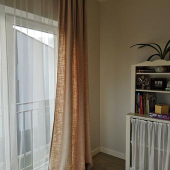 Interjero tekstilės dekoravimas ir siuvimas. / Inga Brancevičienė / Darbų pavyzdys ID 701711