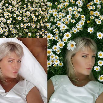 Nuotraukų koregavimas / retušavimas / fotomontažas / Dovilė / Darbų pavyzdys ID 702537