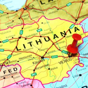Smulkių siuntų pervežimas Lietuvoje.