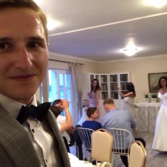 Renginių vedėjas Mažvydas (LT/EN) / Mažvydas Šimkus / Darbų pavyzdys ID 703951