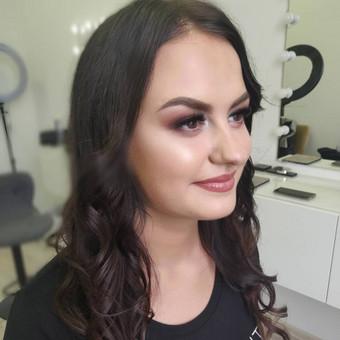 Makiažas ir šukuosena Vilniuje (Dyle make up) - Žirmūnuose / Dovilė / Darbų pavyzdys ID 703981