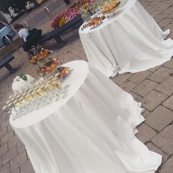 Šampano staliukas po ceremonijos / Eglė Ivanskaja / Darbų pavyzdys ID 705811