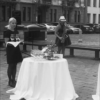 Šampano staliukas po ceremonijos / Eglė Ivanskaja / Darbų pavyzdys ID 705815