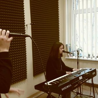 Gitaros pamokos, būgnų pamokos, muzikos įrašai / Kęstutis Miknevičius / Darbų pavyzdys ID 705865