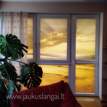 Nepriekaištinga kokybė  už dar mažesnę kainą / Jaukūs langai / Darbų pavyzdys ID 706253