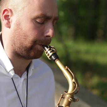 Saksofonistas / Manvydas Pratkelis / Darbų pavyzdys ID 708325