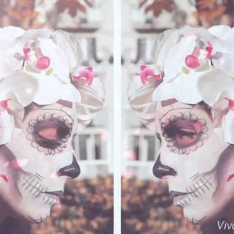 Pro Makeup Artist / Laura Panavė . / Darbų pavyzdys ID 90594