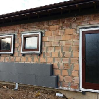 Plastiko, Aliuminio, Medžio profilio langai,durys,pertvaros / UAB / Darbų pavyzdys ID 709917