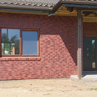 Plastiko, Aliuminio, Medžio profilio langai,durys,pertvaros / UAB / Darbų pavyzdys ID 709919
