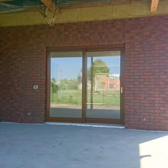 Plastiko, Aliuminio, Medžio profilio langai,durys,pertvaros / UAB / Darbų pavyzdys ID 709921