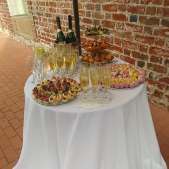 Šampano staliukas po ceremonijos / Eglė Ivanskaja / Darbų pavyzdys ID 710381