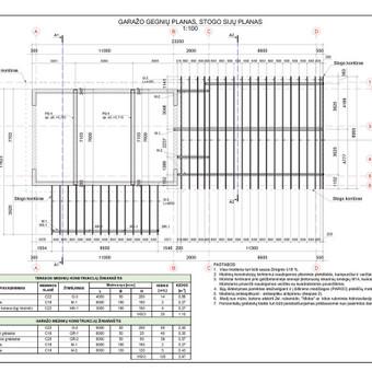Braižyba AutoCad programa / Mantas / Darbų pavyzdys ID 713251