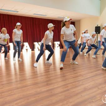 Šokių pamokos Vilniuje. Išmokti šokti gali visi. Pabandyk! / Kristina Piekautaitė / Darbų pavyzdys ID 713771
