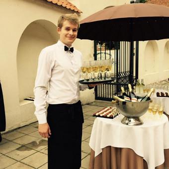 Šampano staliukas po ceremonijos / Eglė Ivanskaja / Darbų pavyzdys ID 91205
