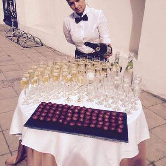Šampano staliukas po ceremonijos / Eglė Ivanskaja / Darbų pavyzdys ID 91206