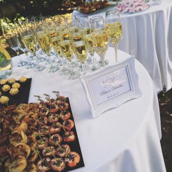 Šampano staliukas po ceremonijos / Eglė Ivanskaja / Darbų pavyzdys ID 715247