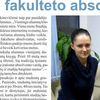 Tekstų rašytoja, komunikacijos specialistė / Agnė Kruopytė / Darbų pavyzdys ID 91444