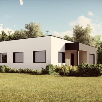 Atestuotas architektas Klaipėdoje, Vilniuje, visur Lietuvoje / Vytis Cibulskis / Darbų pavyzdys ID 717917