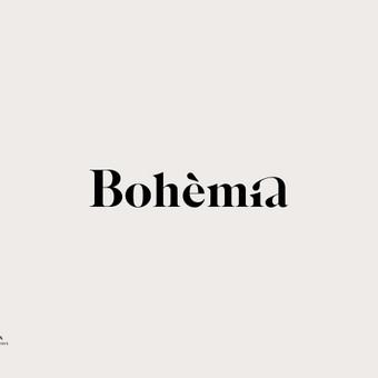 BOHEMIA - Crystal glasses