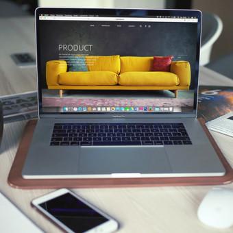 Internetiniai sprendimai Jūsų verslo augimui / NOTAS IT / Darbų pavyzdys ID 718559